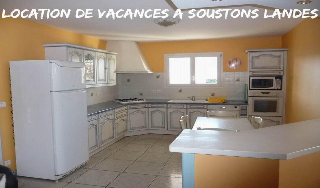 Location de vacances à Soustons